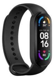Relógio inteligente Mi Band 6 Xiaomi
