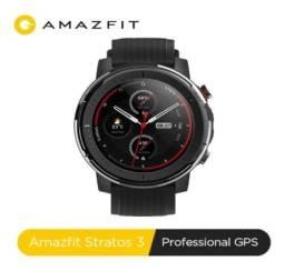 Relógio Smartwatch Amazfit Stratos 3 Versão Global Português