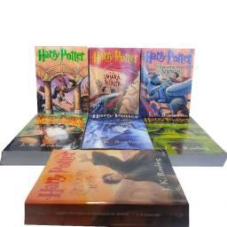 Coleção 7 Livros Harry Potter + A Criança Amaldiçoada