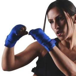 Bandagem Elástica - Boxe - Muay Thai