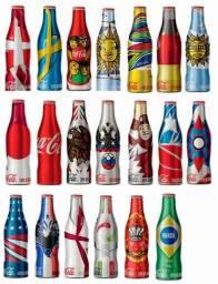 Coleção Garrafinhas Coca-cola Copa Brasil 2014 Original