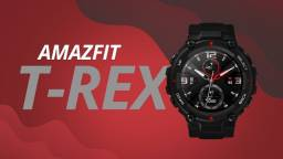 Vendo Relógios Smartwatch Xiaomi Amazfit T-REX novos na caixa lacrados