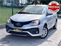 Título do anúncio: Toyota Etios 2020 1.5 x sedan 16v flex 4p manual