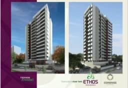 Edificio Ethos - 3/4 com Varanda Gourmet na Serraria