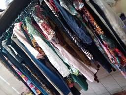 Vendo brechó completo com móveis e roupas novas e seminovas
