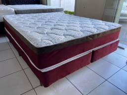 cama box 1,98 x 1,58 linda
