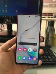 Samsung Galaxy Note 10 Lite ( DOURADOS )