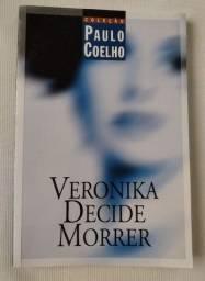 Livro Veronika Decide Morrer Paulo Coelho