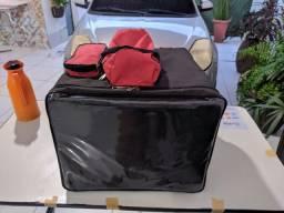 Bolsa para entregador
