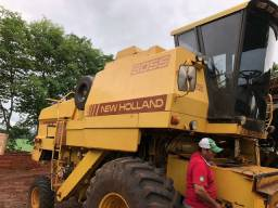 New Holland 8055 - 1993 - Motor Genesis, 15 Pés, Excelente estado
