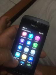 Celular Nokia quebra galho dual chip