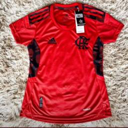 Camisa Feminina Flamengo 2021