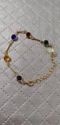 Pulseiras semi-jóias