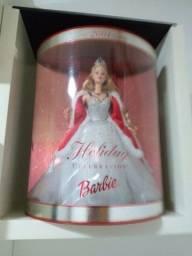 Barbie Holiday Celebration Special Edition 2001 - Na caixa