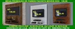 Título do anúncio: Painel para tv facosta moveis sooo 138,00 peça pelo zap *