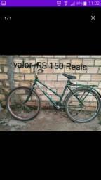Vendo essa bicicleta muito boa *