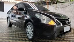 Nissan Versa SV 1.6 Manual Completo GNV 5a G. 16m3 De Garagem 65.000Km - Licenciado 2021