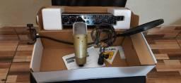 Kit gravação