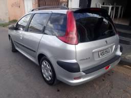 Peugeot sw 1.6 flex