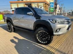 Toyota Hilux Srx 2016