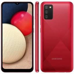 Samsung A02 só vendo novo