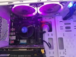 PC gamer i5 9400 9ª geração completo