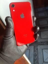 IPhone  xr  64gb  com poucas  marcas  de uso