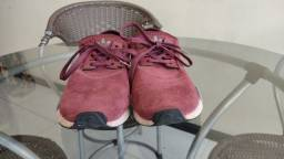 Tênis Adidas NDM Bordô - Tamanho 41