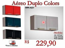 Aéreo Duplo Colors/ Frete à consultar