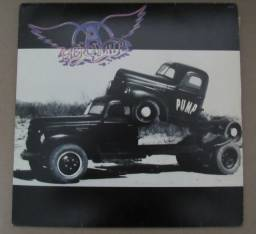 Oferta!! Lp Vinil Aerosmith -pump-1990