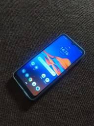 Moto E6 Plus 32GB - Novo - 6x S/Juros