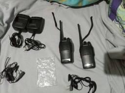 Rádios comunicadores 500$