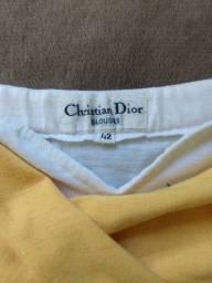 Blusa Dior original, blusa de verão