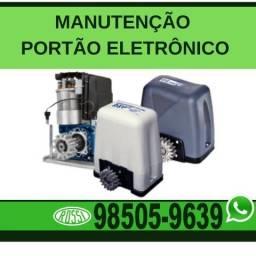 Manutenção em portão automático / Reparo em Motor de portão