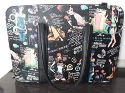 Pasta maleta case para notebook executiva usada