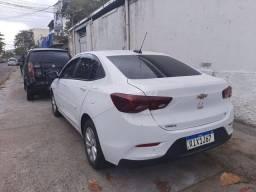 Novo Ônix Sedan LT Completo 2020 Branco.