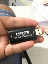Vídeo capture placa de captura para transmissão ao vivo