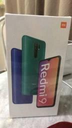 Xiaomi Note 9 64GB, original, com garantia, novo, Lacrado