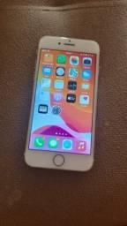 iPhone 7 128 gigas rosê