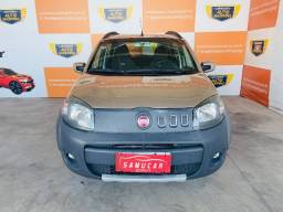 Fiat uno Way 1.0 2012 completo