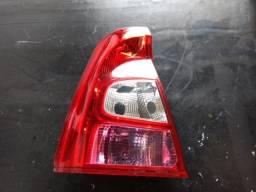 Lanterna traseira esquerda renault logan 2013
