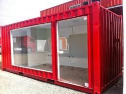 Barbearia Container Plus