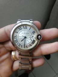 58eb234f47e Relógio cartier suiço original