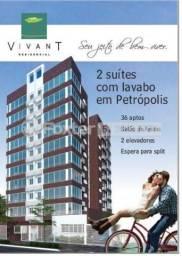 Apartamento à venda com 2 dormitórios em Jardim botânico, Porto alegre cod:158783