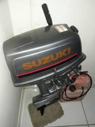 Suzuki 30hp novíssimo ano2.000 - 2000