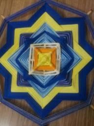 Mandalas artesanais