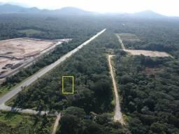 Terreno à venda, 450 m² por r$ 55.000,00 - santa terezinha - itapoá/sc