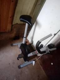 Bicicleta de jinastica nao e eletrica