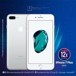 Apple iPhone 7 Plus 128 Gb 4k Pronta Entrega