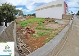 Lote Comercial Murado no Anápolis City, 525 m² / Localizado ao lado do MapleBear